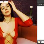 Zufälliges Sexcamgirl